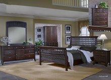 Induscraft Wooden Handmade Italian Bedroom Set