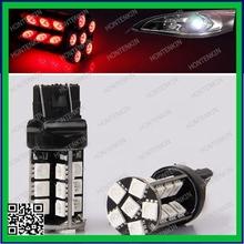 High Brigh 7440 30SMD LED 5050 3chips car led stop brake light wireless brake light