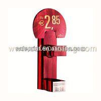 customized adjustable acrylic nail polish stand holder cosmetic display