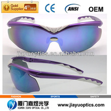 2014 Trendy ce en 166 safety goggles in china