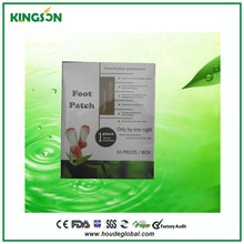 Detoxify toxicant and improve health foot patch wholesale foot patches detox