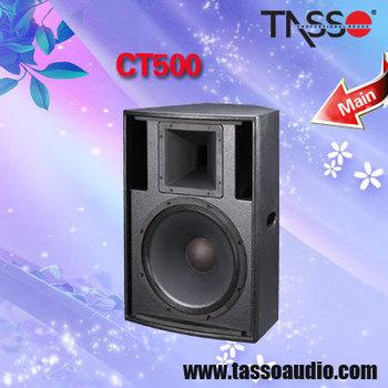 12,21 inch Pro Dual Subwoofers Audio Sound Speaker Box