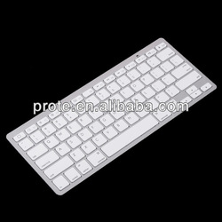 Li-ion/AAA battery bluetooth wireless keyboard