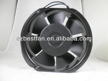 """7 blade 6"""" high speed ac instrument cooling fan"""