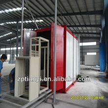 Enamel powder coating