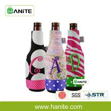 2014 neoprene beer bottle cover