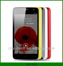 CUBOT BOBBY MTK6572W 1.3GHz Dual Core 5.0 Inch QHD Screen Android 4.2 3G Smartphone