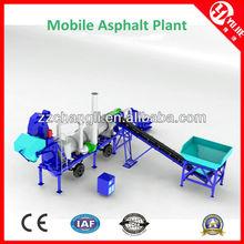 10t/h, 15t/h, 20t/h Mobile Asphalt Plant for Sale, Mobile Asphalt Mixing Plant