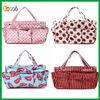 Encai Factory Stocked Cosmetic Organizer Bag Insert/Cheap Bag In Bag/Handbag Organiser Inserts