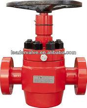 API 6A stem gate valve