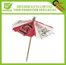 Customized Logo Promotional Cocktail Parasol