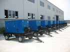 40KVA Mobile Generator with Trailer