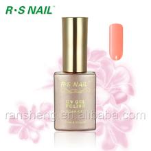 J009-put in empty uv gel nail polish bottle, cured by uv/led soak off gel polish, neon color gel polish