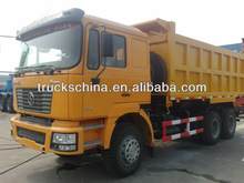 Chinese Brand new 380hp 25T Shacman Dump Truck For Hot Sale
