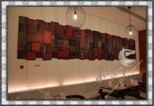 EP-60614 indoor wall decoration sculpture art in resin