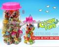 cão em forma de garrafa frutas pressador doces garrafa animal doces doces do brinquedo