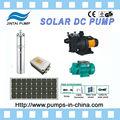 太陽水中ポンプキット、 池のための太陽水ポンプ、 灌漑用太陽熱温水ポンプシステムの