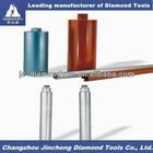Diamond tip drill bits