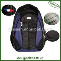 Top Promotional sport solar cheap fashion hiking 2014 backpacks wholesale laptop bag