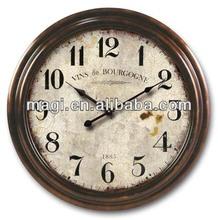 Popular Antique Ball Wall Clock For Home Decor