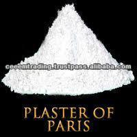 Plaster of Paris (Gypsum Plaster)