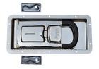 locking gear, door lock, truck body part