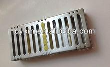 Promocional Seterilization Cassettes / Dental Cassettes desinfectar caja