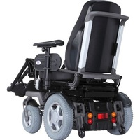 Heartway P25 CEO Complex All Power Electric Wheelchair (Black-20 Inch)
