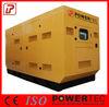 Water/rain cover diesel generator set 220kw-1300kw(275kva-1625kva)