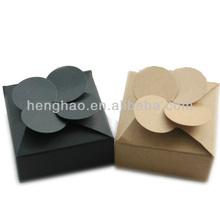 2014 hot sale special flower fancy design jewelry packaging box