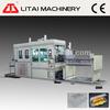 China machine high precision automatic food container vacuum making machine