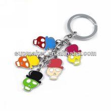 Cheap fashion penang promotional keychain