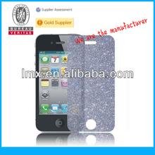 Bling Bling For iPhone 4 diamond screen guard oem/odm (Diamond)