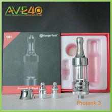 2014 new arrival dual coil vaporizer wholesale kangertech protank 3
