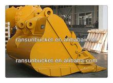 excavator bucket width for kinds of brand of excavator
