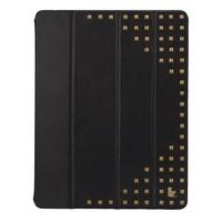 For fashion rivet element leather ipad 432 samrt case