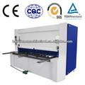Qc11y qc12y hidráulico de la hoja de la placa de metal de corte de guillotina máquina, china máquina de corte, la norma iso& ce