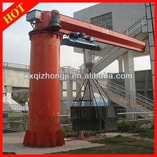High Quality Small Size BZ Model Full Rotation 500kg Jib Crane