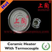Ceramic Heater With Termocouple