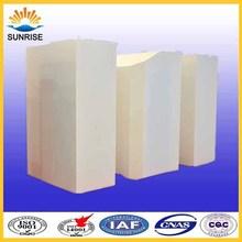Fused Cast Refractories AZS bricks