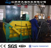 (TFKJ) Y81T-2500 automatic waste ferrous metal baler copper aluminum waste car baler HMS press machine metal compactor