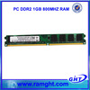 Computer spare parts full compatible 1gb ddr2 dimm 800