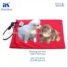 New Design Electrical Warm Pet Pad Heating Pet Pad from Manufactoy