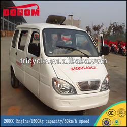 Multiple Use 1 Cylinder 4 Stroke Ambulance Manufacturer