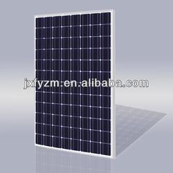 260W solar panel, import solar panels
