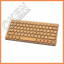 2014 New Design Bamboo Keyboard