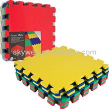 ECO friendly EVA foam interlocking used wrestling mats for sale