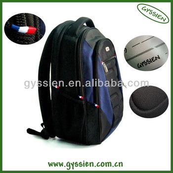 2014 top hot Promotional sport solar message cheap fashion hiking backpacks wholesale laptop bag
