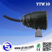 round motorcycle headlight chrome auxiliary light for harley davidson, auxiliary light for honda cb unicorn 150