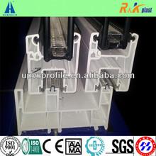 sliding plastic uPVC window